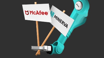 Minerva's Anti-Evasion Platform as Part of the McAfee Ecosystem