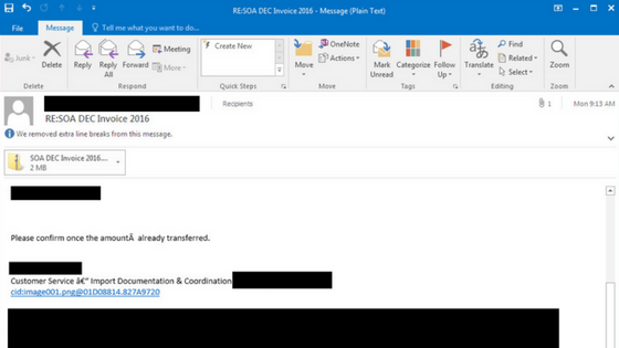 New Malware Phishing Campaign Targets South-East Asia